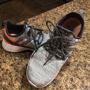 Fila athletic shoes Memory Ultras CoolMax Sz 8